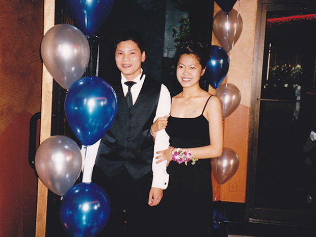 Tuan and Olivia: The early years